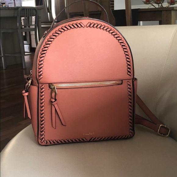 5e47a3e93 calpak Handbags - Calpack backpack in Terracotta- used once!